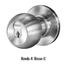 Best - Lockset 8K3-7D4C L/C S3 626