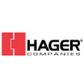 "Hager - Continuous Hinge 780-224HD 83"" UL/FF CLR 343"