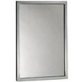 Bobrick - Angle Framed Mirror 24W By 72H 290 2472 DS-BR106