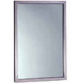 Bobrick - Channel Framed Mirror 18W By 30H 165 1830 DS-BR10