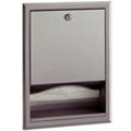 Bobrick - Paper Towel Dispenser, Classic Recessed - 359 DS-BR156