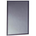 Bobrick - Tempered Glass Channel-Frame Mirror 18W By 30H 1658 1830 DS-BR19