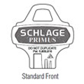 Schlage - Key Blanks 35-004 C234P KEYWAY 280798