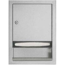 ASI - Paper Towel Dispenser, Traditional Collection - 10-0457 DS-ASI109