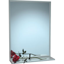 ASI - CHNLK MIRROR SHELF 18X30 - 10-0625-1830 DS-ASI1544