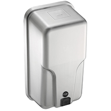 ASI - Roval Surface Mounted Vertical Soap Dispenser - 10-20363 DS-ASI2280