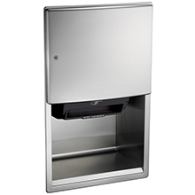 ASI - Roval Recessed Mounted Paper Towel Dispenser - 10-204523A DS-ASI2284