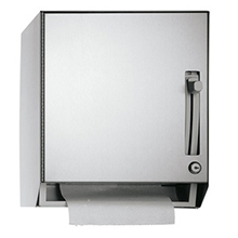 ASI - ROLL TOWEL DISPENSER SURFACE MOUNTED - 10-8522 DS-ASI2151
