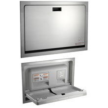 ASI - Baby Changing Station - 10-9013-9 DS-ASI2155