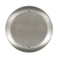 "BEA - Push Plate, 4 1/2"" Round - 10PBR4510 DS-BEA92"