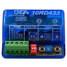 BEA - 433 Mhz Digital Receiver - 10RD433 DS-BEA155