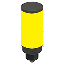 BEA - EZ-LIGHT CL50 Yellow Column Light With PNP Inputs - 10LIGHTC-Y DS-BEA505