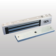 BEA - 1200 lbs. - UL Listed Single Maglock with Timer, Bond Sensor, Door Position & LED for Single Door  10MAGLOCK1ULDS DS-BEA521