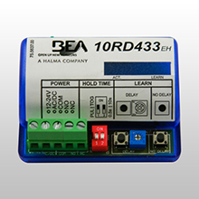 BEA - 433 Mhz Digital Receiver - 10RD433EH DS-BEA156