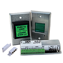 "BEA - ""Push To Lock"" Button 10PTLBUTTON DS-BEA563"