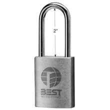 Best - Padlock 11B-772L L/C 626 DS-BE274