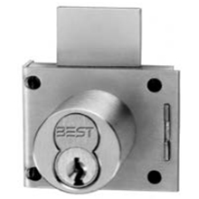 Best - Cabinet Lock 3L-7RD2 L/C 626 DS-BE39