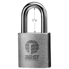 Best - Padlock 41B-722L L/C 626 DS-BE291