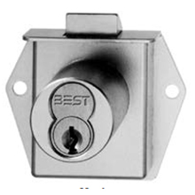 Best - Cabinet Lock 5L-7MD2 L/C 626 DS-BE40