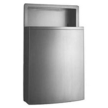 Bobrick - Contura, Waste Receptacle, Semi-Recessed - 43644 DS-BR201