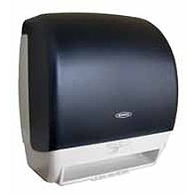Bobrick - Automatic , Universal Surface-Mtd. Roll Paper Towel Dispenser, Plastic 72974 DS-BR436