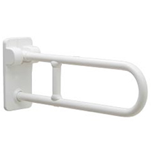 Bobrick - VINYL-COATED SWING-UP GRAB BAR 49916 DS-BR484