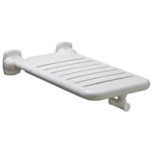 Bobrick - VINYL-COATED FOLDING BATHTUB SEAT 518116X28 DS-BR488