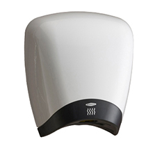 Bobrick - QuietDry High Speed Hand Dryer, Surface-Mounted 115V B-770 115 DS-BR457