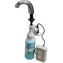 Bobrick - Automatic Touch-Free Lavatory-Mounted Foam Soap Dispenser 8263 DS-BR409