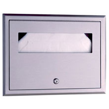 Bobrick - Seat Cover Dispenser, Classic - 301 DS-BR134