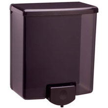 Bobrick - Soap Dispenser, Classic, Liquid, Black - 42 DS-BR190