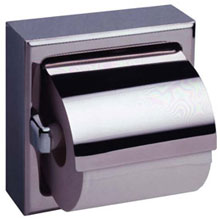 Bobrick - Toilet Tissue Dispenser With Hood For Single Roll Bright 6699 DS-BR264