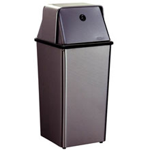 Bobrick - Waste Receptacle, Swing Top Floor Standing - 2250 DS-BR51