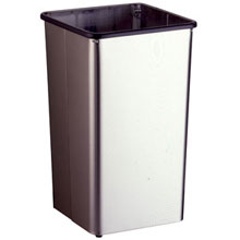 Bobrick - Waste Receptacle, Open-Top Floor Standing - 2280 DS-BR53