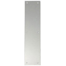 Burns - Push Plate 54 4 X 16 US32D / Satin Stainless Steel 15021