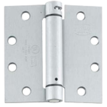 "Cal-Royal - Spring Hinges NEWSH-140 4 1/2"" x 4 1/2"" US26D 160007"