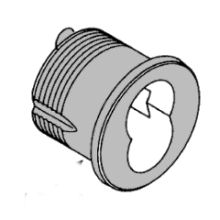 Corbin Russwin - Cylinder Housing 1070-114 A01 626 6 Pin 24369