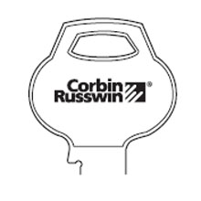 Corbin Russwin - Key Blanks 59C1 6 PIN-10 SINGLE 31708