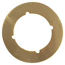 Don-Jo - Scar Plate SP-135 US3 - 605 (Bright Brass) 31009