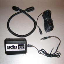 Norton ADAEZ - Hardwire Kit - Transformer, Armored Door Cord, 50' of Cable ADA1015 DS-EZ015
