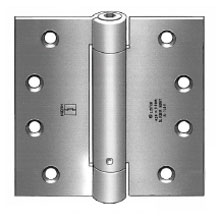 Hager - Spring Hinge(s) 1250 4 1/2 X 4 1/2 US26D / Satin Chrome 11528