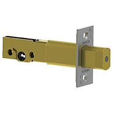 Hager - Deadbolt 3941 SQ-FACEPLATE US32D 405130