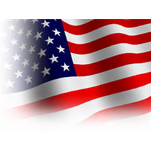 Hardware Chimp - AA240 5  X 8  POLY US FLAG 32490