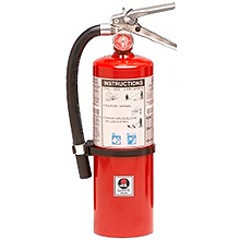 J.L. Industries - Galexy 10 Standard Dry Chemical Fire Extinguisher DS-JL00019