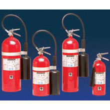 JL Industries - Fire Extinguisher, Sentinel 10, 10LBS Carbondioxide DS-JL00002