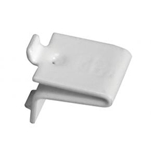 Knape & Vogt - Shelf Clip 256 WH / White 30438