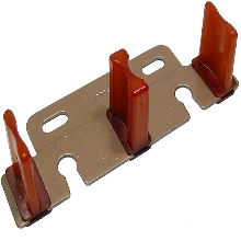 "L E Johnson - By-Pass Floor Guide 3/4"" or 1 3/8"" - 2135 30673"
