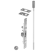 Rockwood - Flush Bolt 555  US26D / Satin Chrome 11