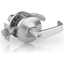 Sargent - Electrified Lockset 28 KD 10G70 LL LA KEYWAY 26D TURBO-SA026