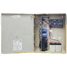 Securitron - Power Supply 12VDC -15A Status Monitor - BPSM-12-15 DS-SE64